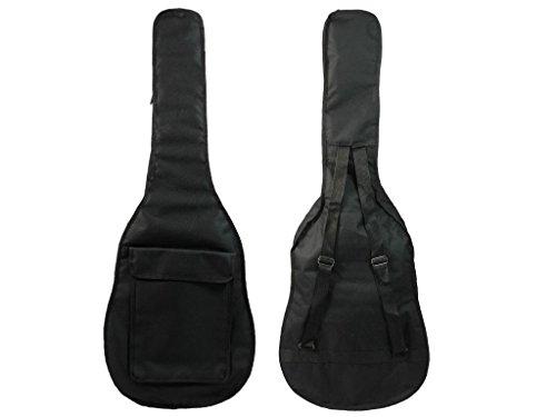 D'Luca GB03 Acoustic Full Size 41-Inch Guitar Gig Bag