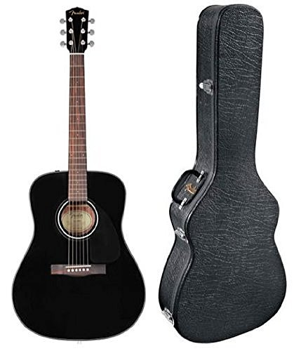 CD-60SCE Black - Dreadnought