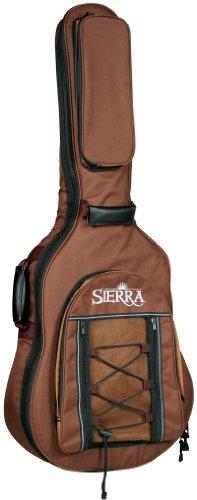 Sierra SBAG04 Jumbo Acoustic Guitar Gig Bag