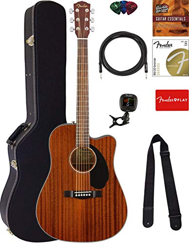 CD-60SCE Acoustic-Electric Mahogany - Dreadnought