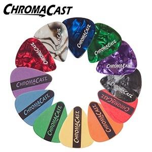 guitar picks chromacast cc sample sampler 12pk acoustic pick brands guitars electric under audio classical count heavy ultimate prices prosoundgear