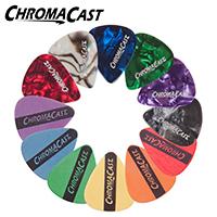 ChromaCast CC-SAMPLE-12PK Sampler Guitar Picks