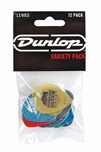 Dunlop 12 Pick Variety Pack