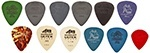 Dunlop PVP102 Pick Variety Pack, Assorted, Medium Heavy, 12 Player's Pack