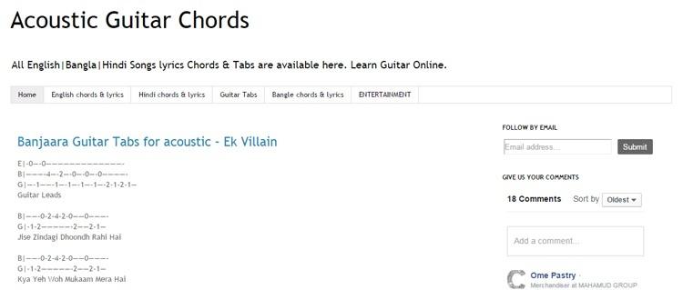 Top Guitar Blogs - Best Acoustic Guitar Guide