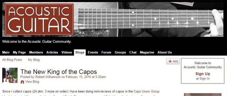 Acoustic Guitar Community