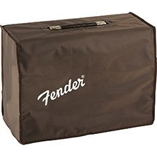 Fender Accessories 005 0249 000 Acoustic Junior DSP Cover Brown Vinyl
