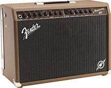 Fender Acoustasonic (TM) 150 Combo Brown side view 225
