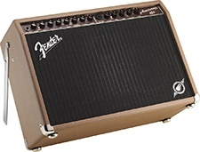 Fender Acoustasonic (TM) 150 Combo Brown tilt back legs 225