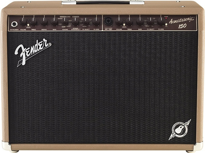 Fender Acoustasonic (TM) 150 Combo Brown