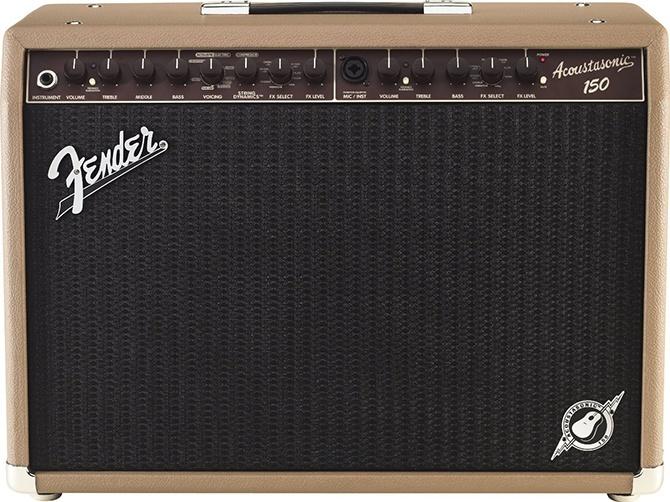 Fender Acoustasonic (TM) 150 Combo Brown