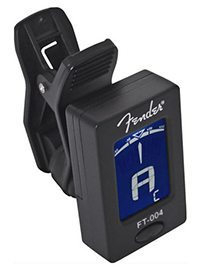 Fender FT-004 Chromatic Clip On Tuner