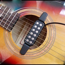 HDE® Guitar Pickup Acoustic Electric Transducer sound