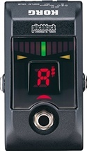 Korg Pitchblack Chromatic Tuner
