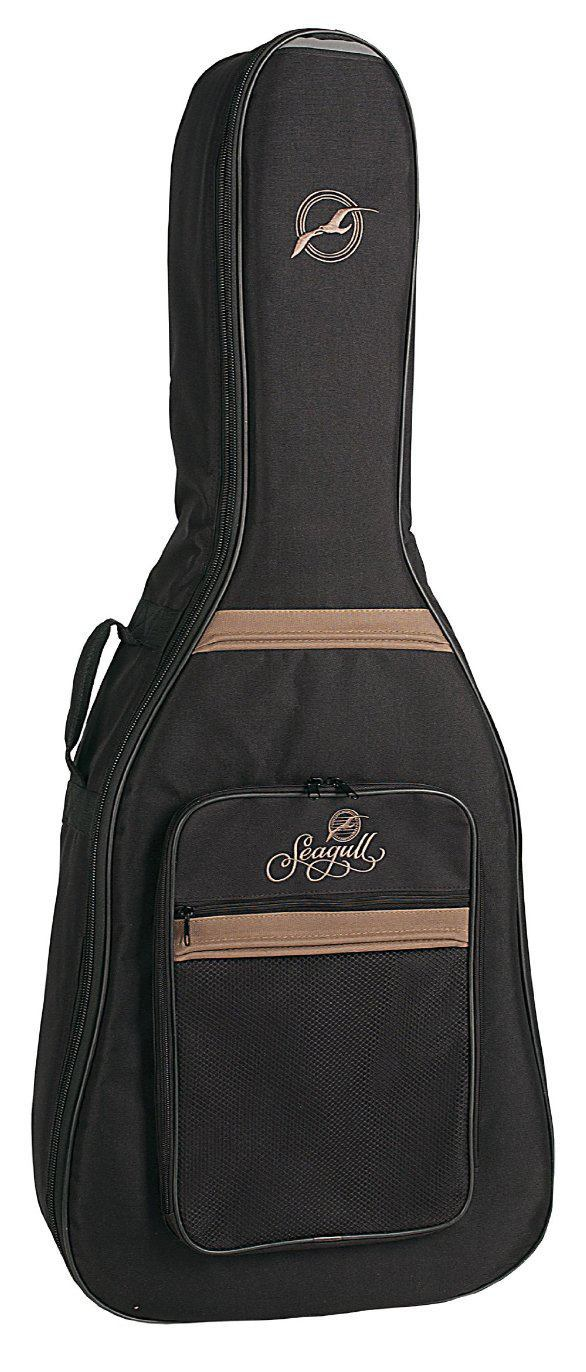 Seagull 029792 Dreadnaught Reinforced Gig Bag Taupe Seagull logo