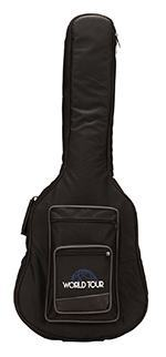 World Tour Deluxe 20mm ES-335-Style Guitar Gig Bag