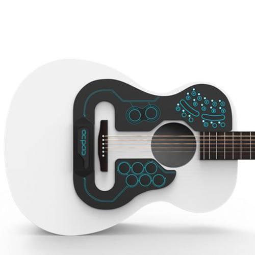 Acpad Wireless Midi Controller Acoustic Guitar