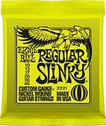 Ernie Ball Nickel Wound Acoustic Guitar Strings