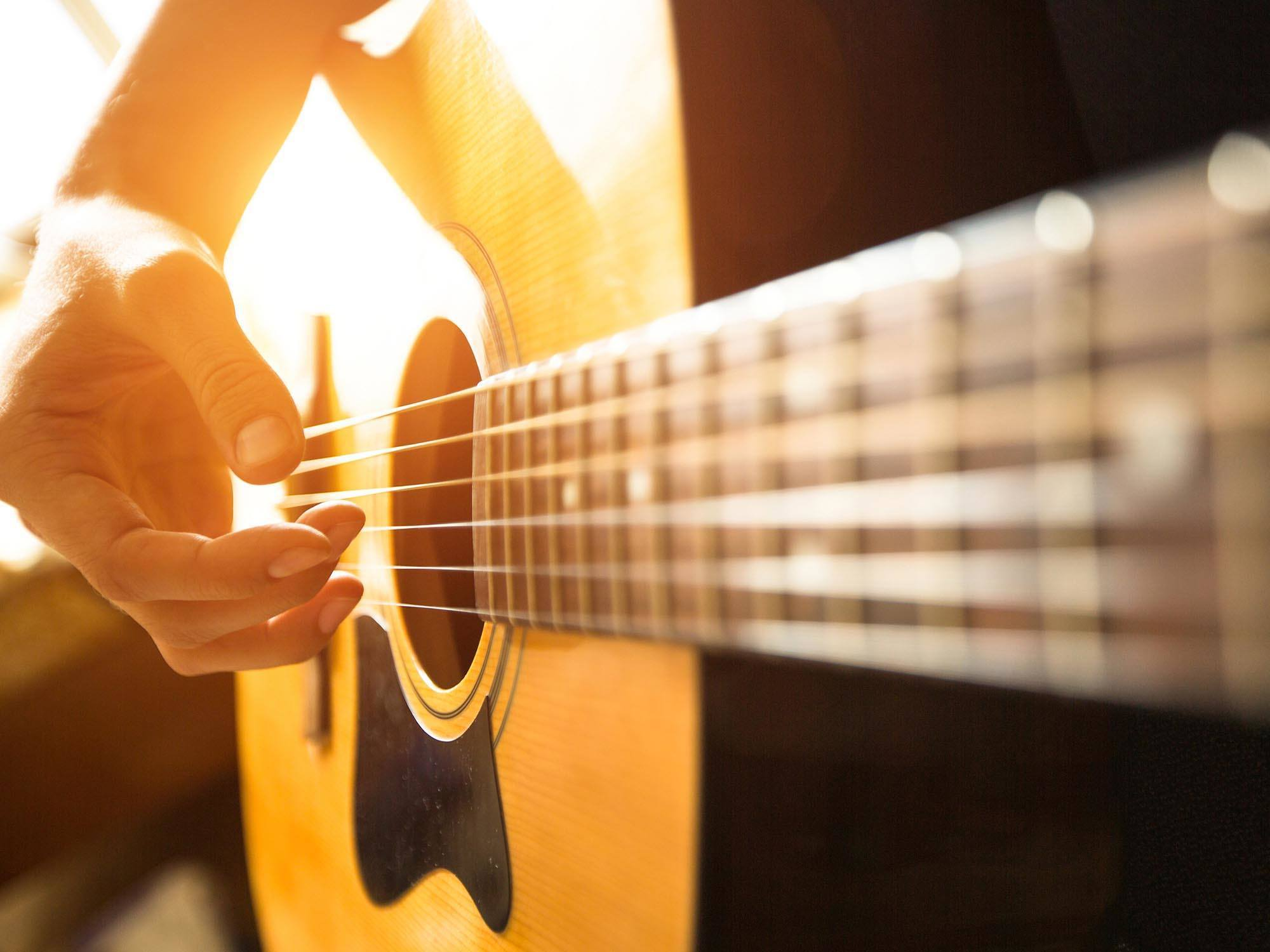 Good Acoustic Guitar