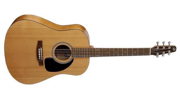 Seagull S6 Original Acoustic Guitar Review