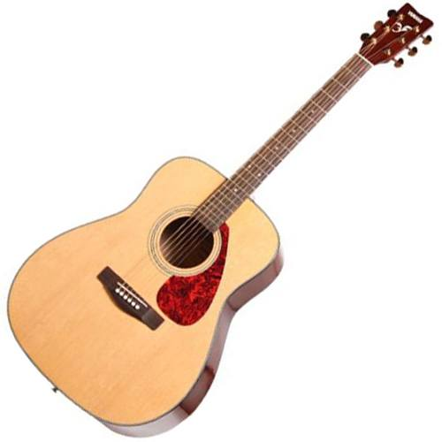 Yamaha f335 acoustic guitar review for Yamaha fg700s dimensions