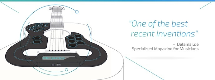 ACPAD One of the Best Recent Inventions Quote Specialised Magazine for Musicians