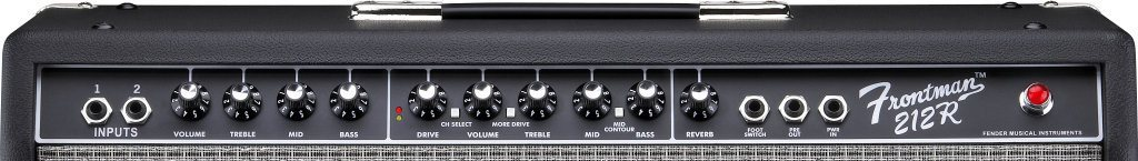 Fender Frontman 212R Acoustic Guitar Amp Interface
