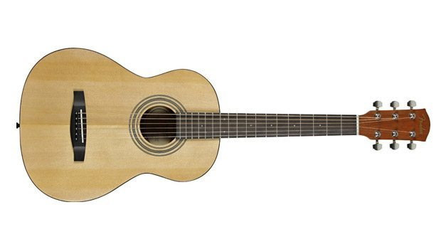 Fender MA 1-34 Size Steel String Acoustic Guitar Natural Review