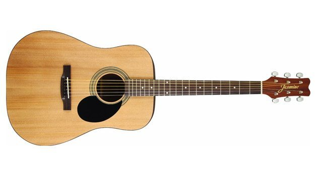 Jasmine S35 Acoustic Guitar Natural Review