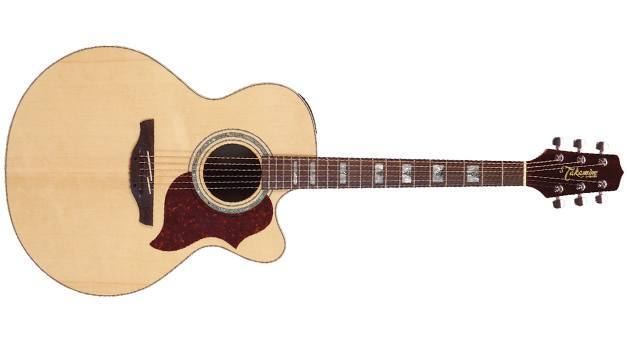 Takamine EG523SC Acoustic Guitar Review