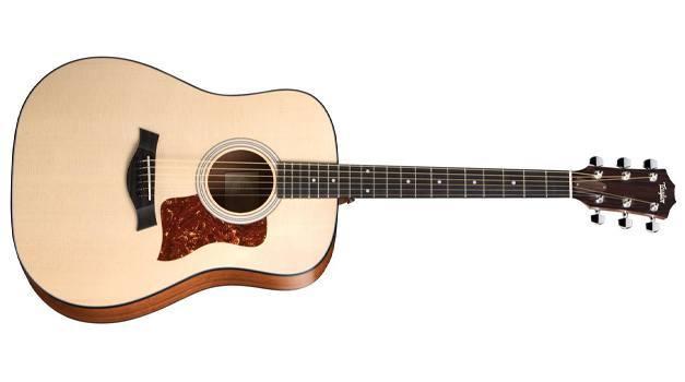 Taylor 110 100 Series Acoustic Guitar Review