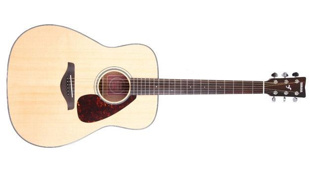 Yamaha FG700S Acoustic Guitar Review
