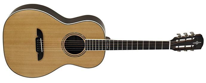 Alvarez Artist Series AP70 Parlor Guitar Natural Gloss Finish