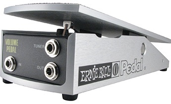 Ernie Ball 250k Mono Volume Pedal (for use with Passive electronics
