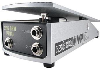Ernie Ball 6181 Junior Size Volume Pedal Mono, 25K VPJR