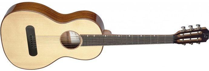 James Neligan LIS P Parlor Acoustic Guitar