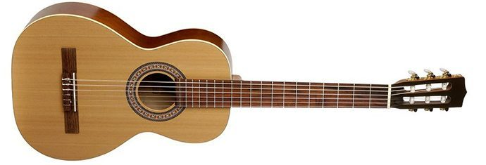 La Patrie Guitar Motif