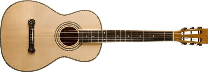Oscar Schmidt O315 Parlor Size Acoustic Guitar