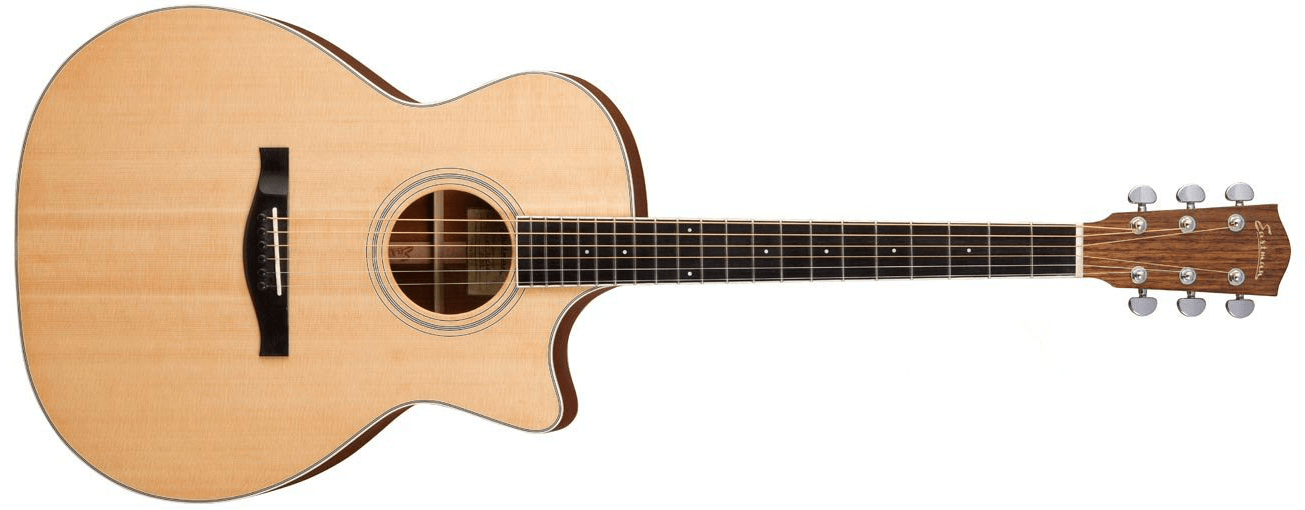 Eastman AC322CE Grand Auditorium Acoustic Electric Guitar