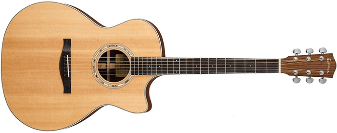 Eastman AC422CE Grand Auditorium Cutaway Acoustic Electric Guitar