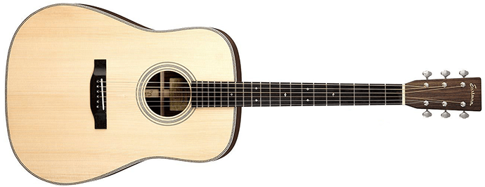 Eastman E20D Dreadnought Traditional Flattop Acoustic Guitar