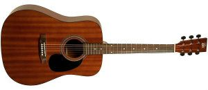 Rogue Rogue RA-090 Dreadnought Acoustic Guitar Mahogany