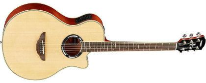 yamaha apx500iii thinline acoustic electric cutaway guitar review best acoustic guitar guide. Black Bedroom Furniture Sets. Home Design Ideas