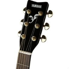 Yamaha F335 Acoustic Guitar Black Headstock