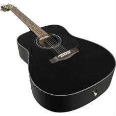 Yamaha F335 Acoustic Guitar Black angle