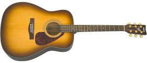 Yamaha F335 Acoustic Guitar Tobacco Brown Sunburst