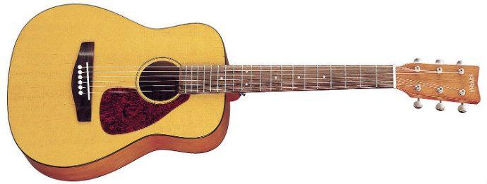 Yamaha JR1 34 Scale Guitar with Gig Bag