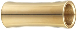 Dunlop 227 Concave Brass Slide, Heavy Wall Thickness, Medium