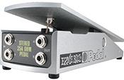 Ernie Ball 500k Stereo VolumePan Pedal