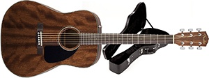 Fender 961596221 Acoustic Guitar - Natural